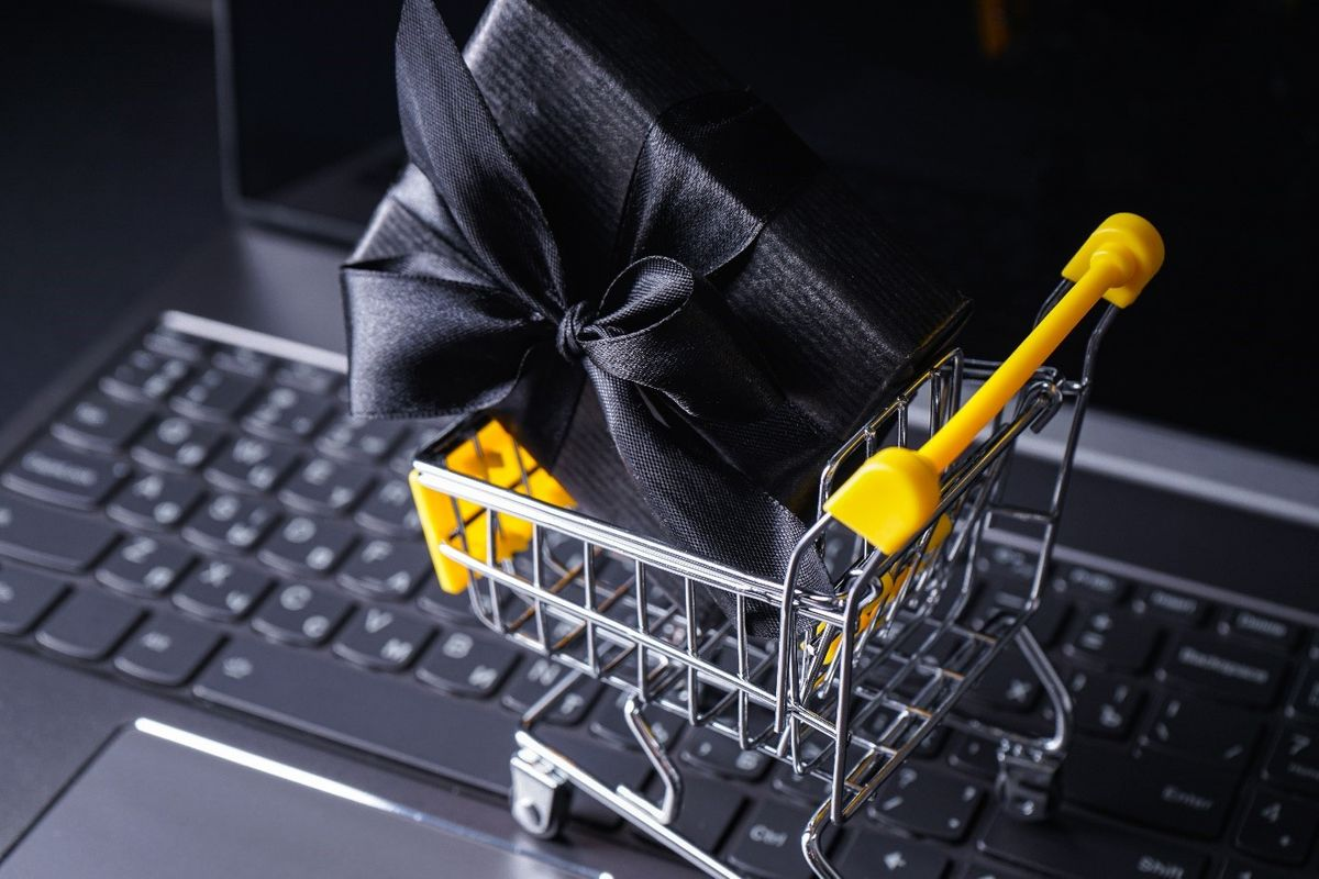 How does online shopping affect the local economy?
